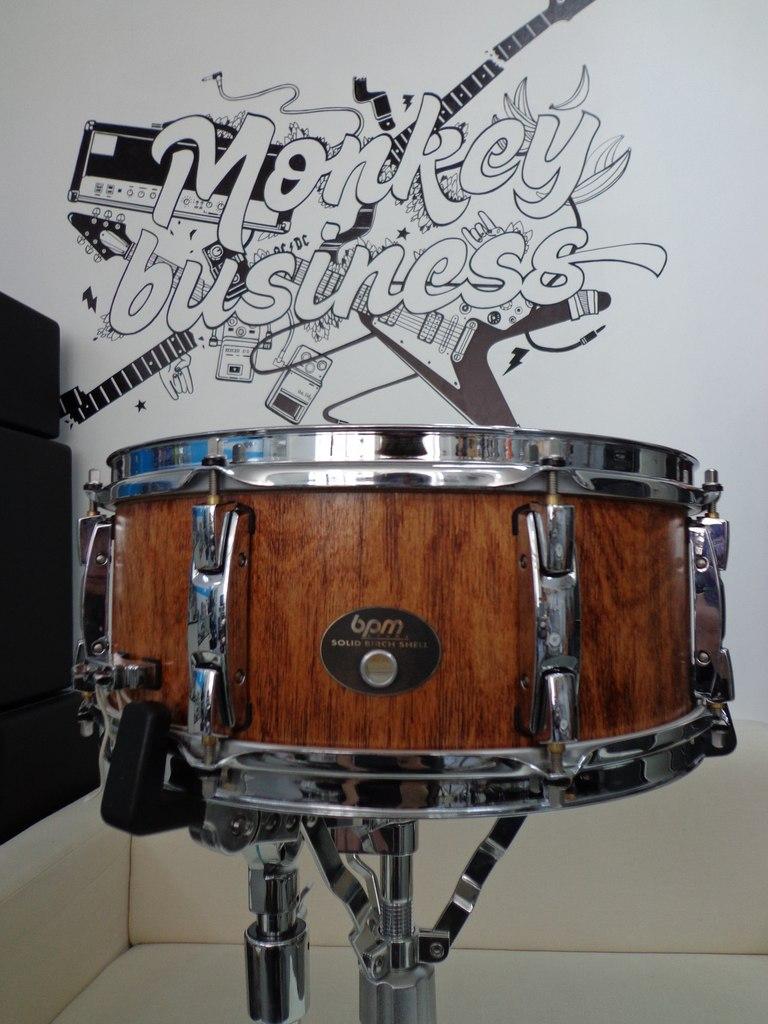 Малые барабаны от BPM Custom drums