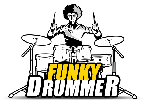 Логотип FunkyDrummer
